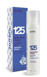 Purles 125 HyalurSoft Cream Lekki Krem HyalurSoft 50ml