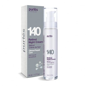 Purles 140 Krem z Retinolem na Noc 0,5% Retinol Night Cream 50ml
